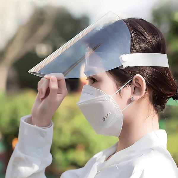Outdoor, shield, faceshield, uv