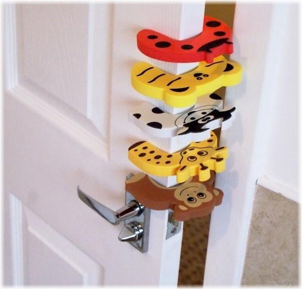 doorstop, Door, Home Decor, babyproofing