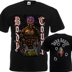 menfashionshirt, Cotton Shirt, bodycountcopkillernewtshirtmensdtgprintedtee, summer shirt