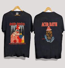 Funny T Shirt, Cotton T Shirt, Plus size top, acidbathwhenthekitestringpopstshirt