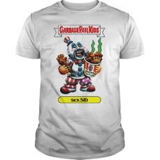 Funny T Shirt, Cotton Shirt, Cotton T Shirt, garbagepailkidssicksidcaptainspauldingversionshirt