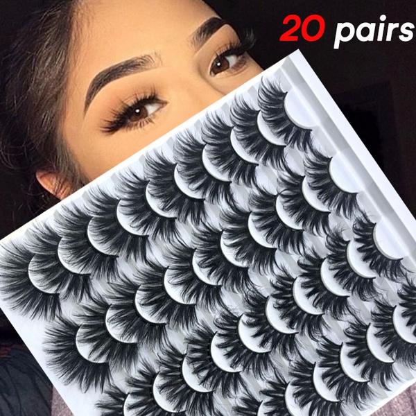 eyelashextensionkit, softfalseeyelashe, threedimensionaleyelash, Beauty