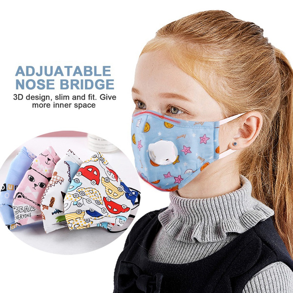babymask, babycartoonmask, kidsn95mask, Face Mask