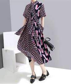 Summer, Fashion, Long Sleeve, Spring