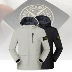 men coat, Fashion, velvet, Spring/Autumn