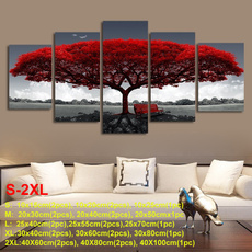 canvasart, paintingwall, treepicture, canvaspainting