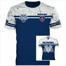 Shirt, scania, Driver, effect