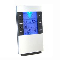 weatherclock, desktopthermometer, temperaturemonitor, Clock