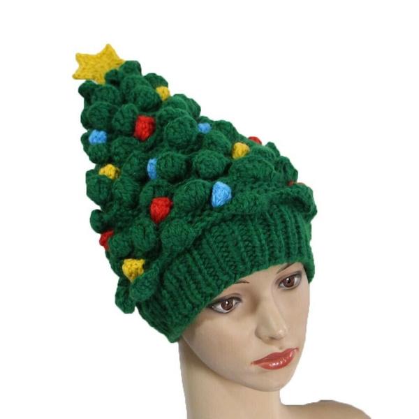 Beanie, Fashion, Star, Christmas