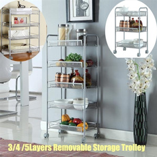 kitchenstoragerack, Kitchen & Dining, Shelf, storagecart