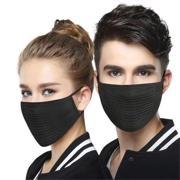womenmask, blackmask, Winter, warmmask
