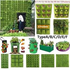 gardeningbag, Home Decor, planthangingpot, Home & Living