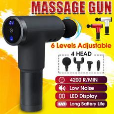 backmassager, led, musclemassager, exerciseequipment