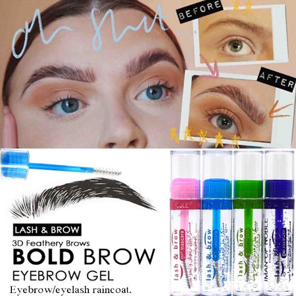 eyebrowraincoat, Beauty, Eye Makeup, makeupfixgel