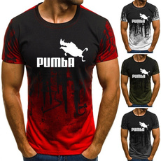 Summer, Shorts, Shirt, pumba