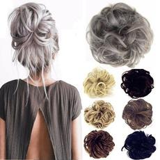 wig, Synthetic, Fiber, pony