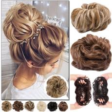 pony, Elastic, Hair Extensions, womenhair