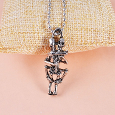 skullnecklace, Fashion, Love, Jewelry
