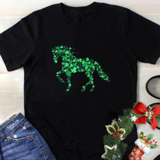 horse, Funny T Shirt, Cotton Shirt, #fashion #tshirt