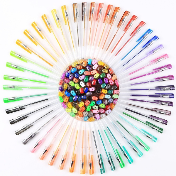 pencil, Glitter, art, Drawing & Painting Supplies