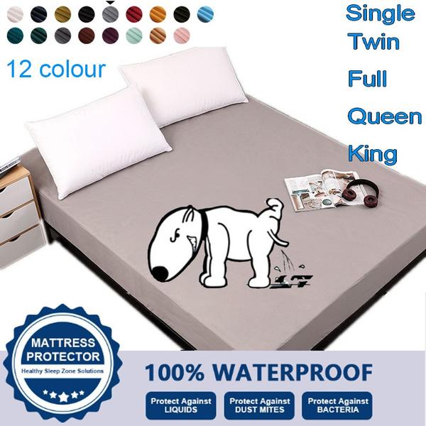 Waterproof, waterproofmattre, mattressprotector, Cover