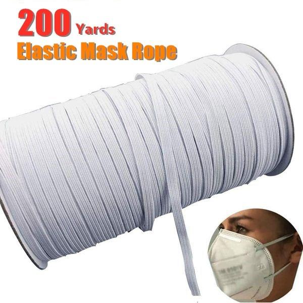braidedelasticband, elasticcordheavy, Elastic, diymask
