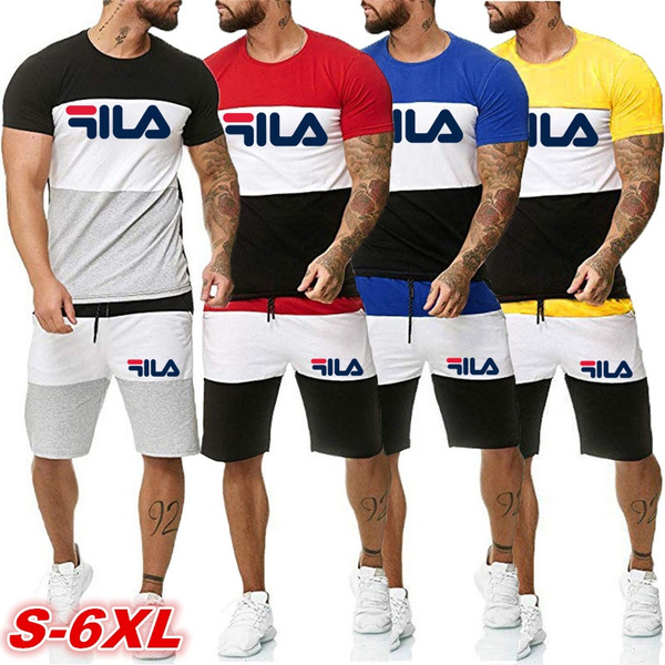 Mens T Shirt, Shorts, fashion tracksuit, Sleeve