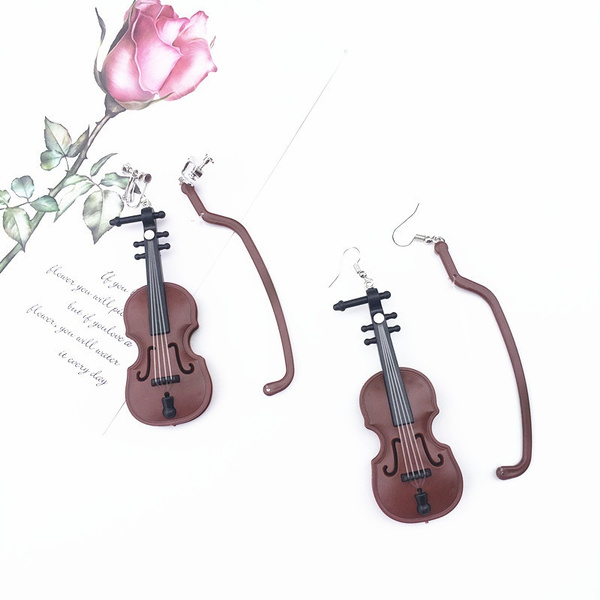 Funny, Musical Instruments, Jewelry, exaggerated
