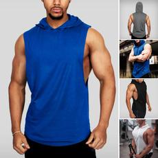 Vest, Sport, Tank, Workout