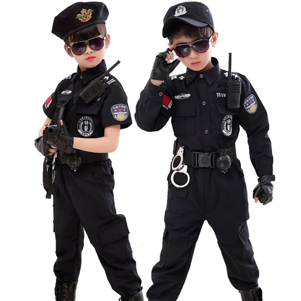 carnivalpartycostume, childrenpolicemancostume, Fashion, Cosplay