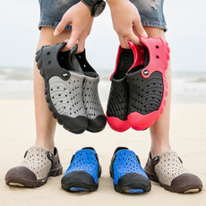 beach shoes, Outdoor, menslipper, Sports & Outdoors