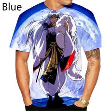 Funny T Shirt, polyestertshirt, #fashion #tshirt, inuyasha