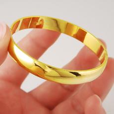 golden, Chain, gold, womensbracelet