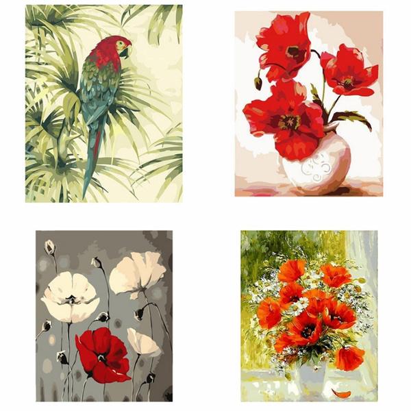 Decor, handmade oil painting, Wall Art, Home Decor