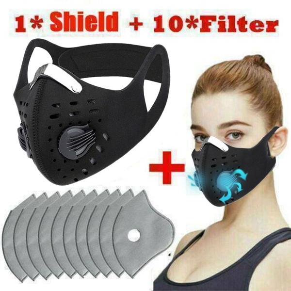Outdoor, mouthmask, shield, antifog