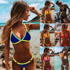 sexy, summer bikini, women beachwear, bikini set