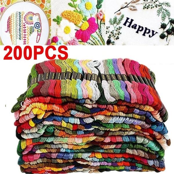 Knitting, crossstitchthread, embroiderythreadcraft, Home & Living