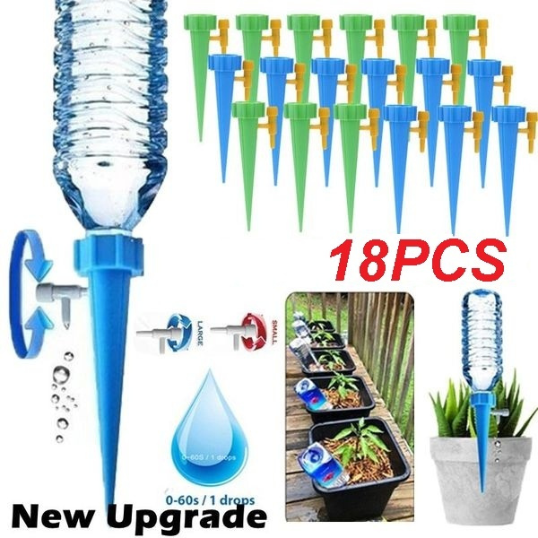 Flowers, Gardening, irrigationspike, plantswateringspike
