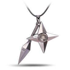 Men Jewelry, Men  Necklace, Jewelry, kunai