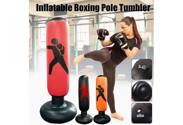 UFC Training Boxing Punch Bag Free-Standing Heavy Duty Musculation Sandbag