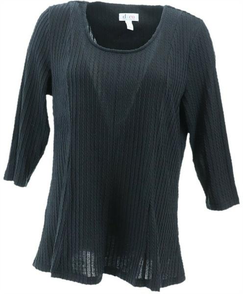 princessseamdetail, 34lengthsleeve, knit, Fashion