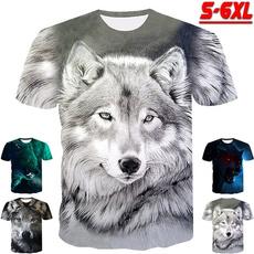 Plus Size, Sleeve, punk, short sleeves