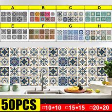 Baño, decorativematerial, livingroomsupplie, 3dwallsticker