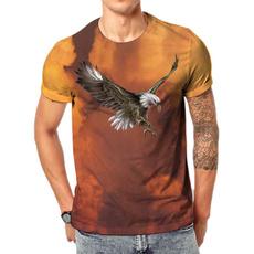 Eagles, Fashion, printed, Shirt