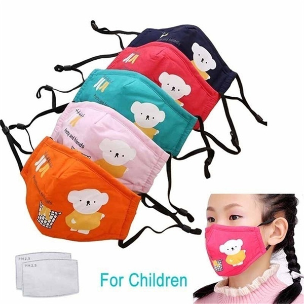 cute, Cotton, childrenmouthmask, dustmask