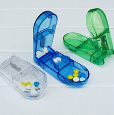 Box, Splitter, Tablets, pillcutterbox