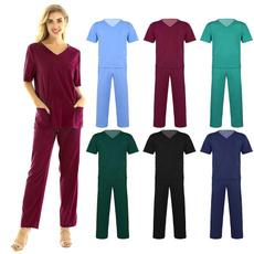 uniformsuit, doctoruniform, Fashion, Long pants