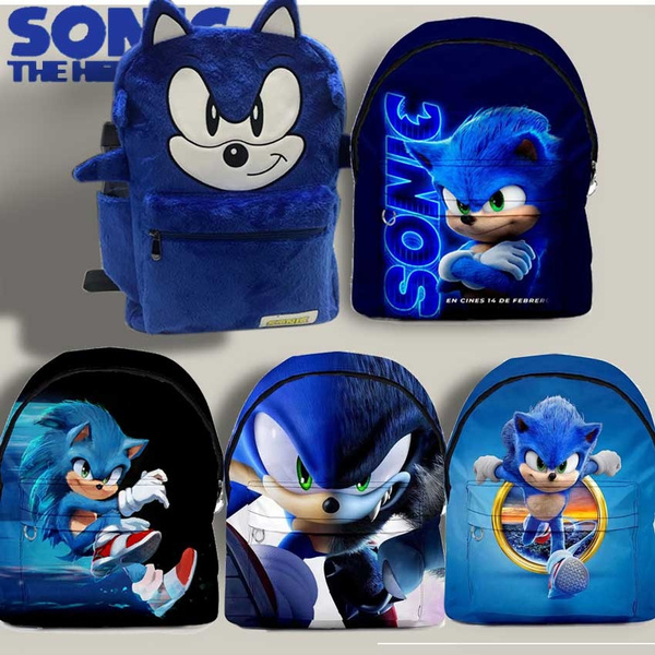 sonic, sonicthehedgehogbackpack, Kids' Backpacks, Backpacks