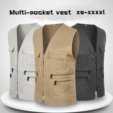 menswaistcoat, Vest, Slim Fit, Cotton