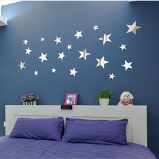 Star, Home Decor, Stickers, bedroom